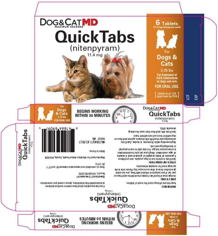 Quick Tabs Dog And Cat Md
