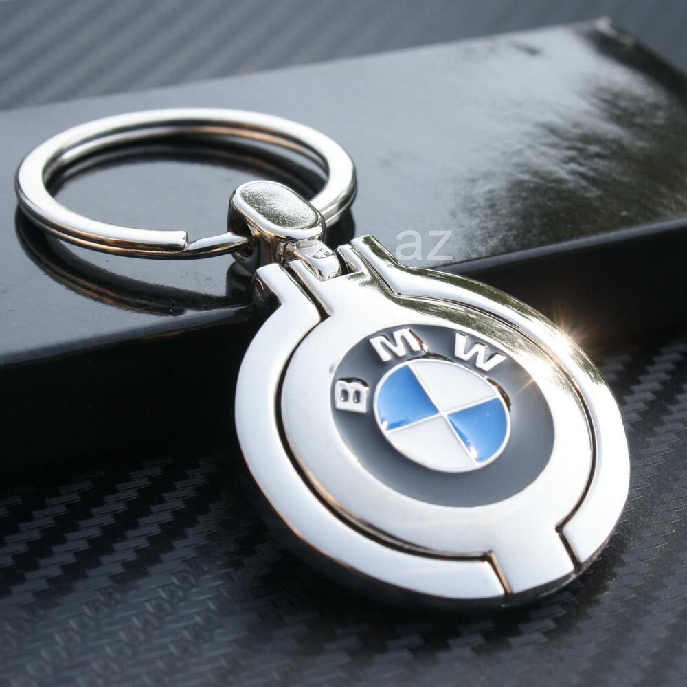 B Metal Bmw Key Chain 120i 323i 328 330 M3 M6 X3 X5 X6 Z3 Z4 M5 X1 Chrome Ring Ebay