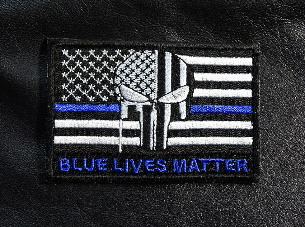 Bluelivesmatter On Jumpic Com