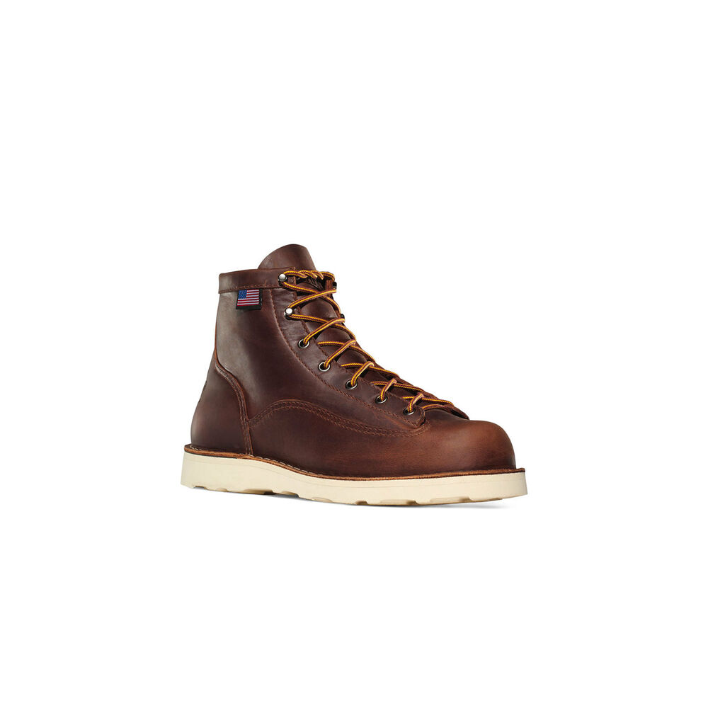 danner mens made in the usa bull run brown cristy work