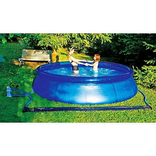 Pooltrends Solar Heating System For Ring Frame Pools Ebay