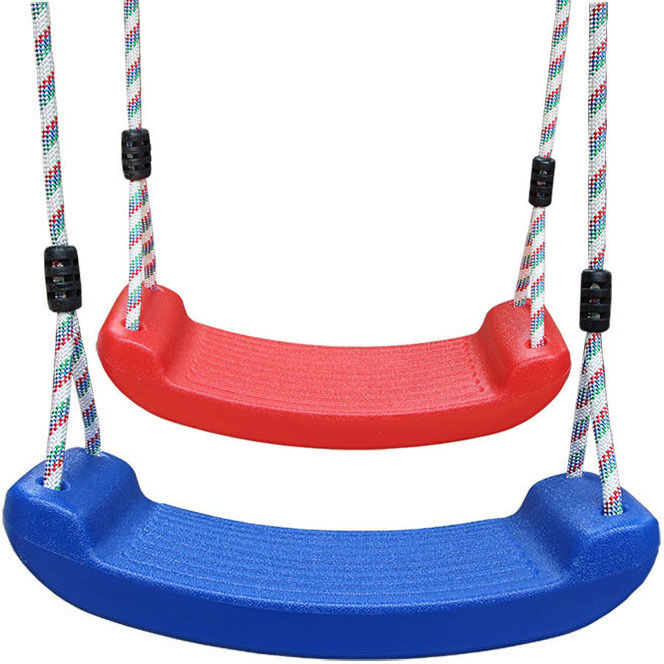 Kids Adult Plastic Swing Seat Playground Swing Set With ...
