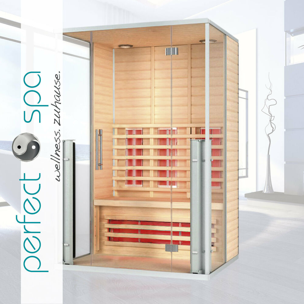 menorca infrarotkabine infrarot sauna w rmekabine infrarotsauna ebay. Black Bedroom Furniture Sets. Home Design Ideas