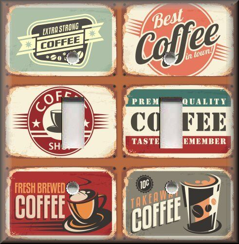 Kitchen Coffee Signs: Vintage Coffee Signs