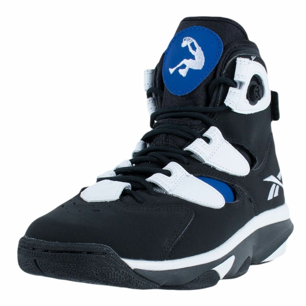new reebok 1996 retro shaq attaq iv 4 attack insta pump. Black Bedroom Furniture Sets. Home Design Ideas