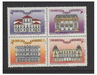 Brazil - 1993 Postal Services set as a block of 4 - MNH - SG 2589/92