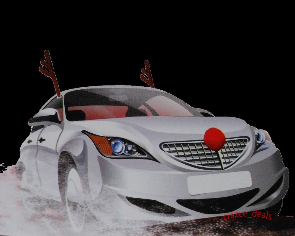Where To Buy Reindeer Antlers For Cars