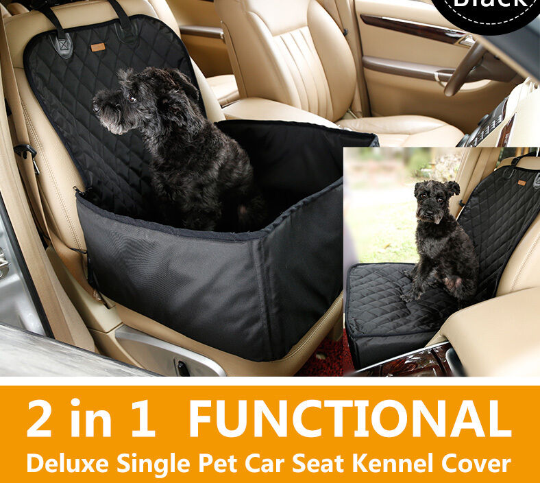 Car Seat Protector >> 1pc 2-in-one Pet dog auto car front seat basket/mat For Vehicle Protector | eBay