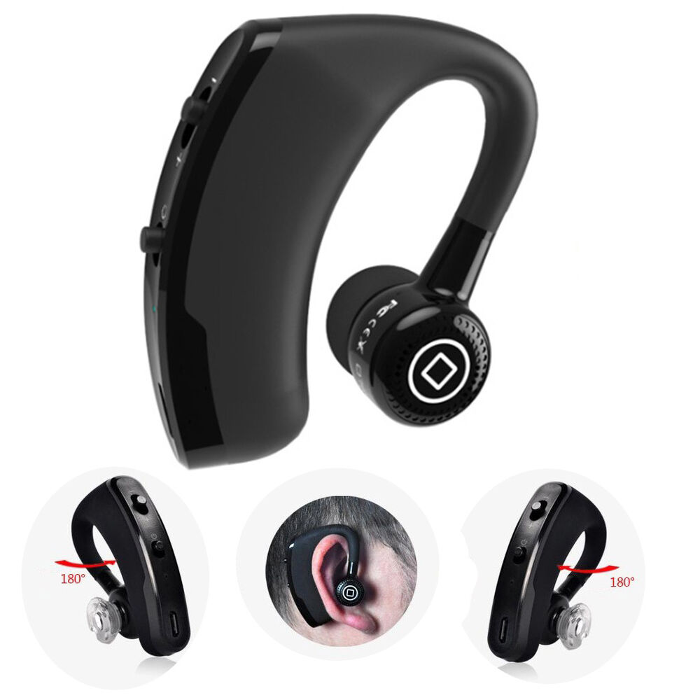 wireless stereo bluetooth headset headphone for samsung galaxy s6 s5 note 5 4 3 ebay. Black Bedroom Furniture Sets. Home Design Ideas