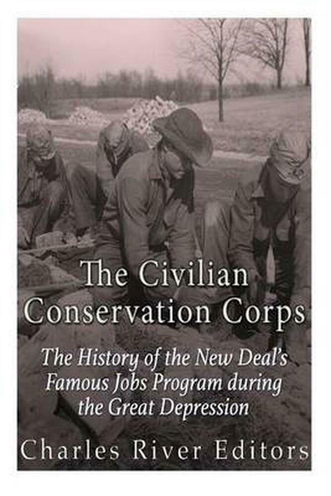 new deal and civilian conservation corps As soon as he took office, president franklin roosevelt pushed for an employment program called the civilian conservation corps (ccc) (another new deal infrastructure project) built norris dam in east tennessee, the ccc followed and built three state parks to take advantage of the new norris lake.