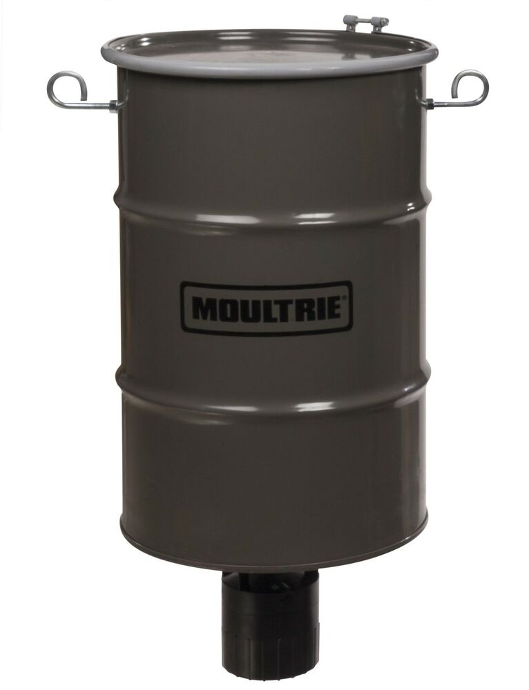 Moultrie 30 Gallon Pro Hunter 360 176 Hanging Bucket Style
