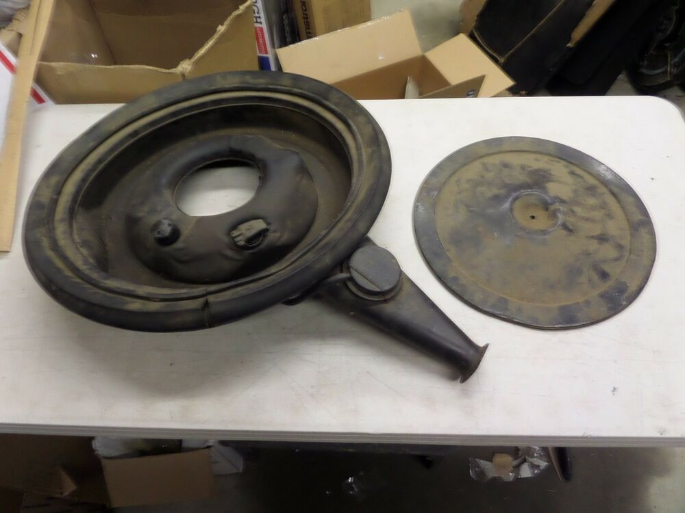Induction Air Cleaner Hood : Rare chevelle ss automatic el camino cowl
