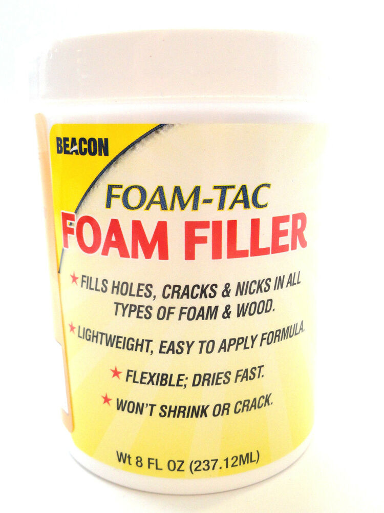 Beacon Foam Tac Foam Filler Fills Foam Nick Amp Cracks Epp