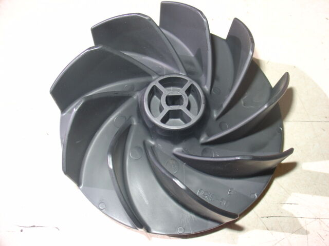Fan 98 3150 Toro Electric Vacuum Impeller Blower New Ebay