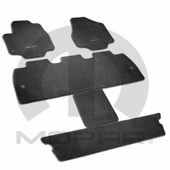 2017 Chrysler Pacifica New Premium Carpeted Floor Mats Set