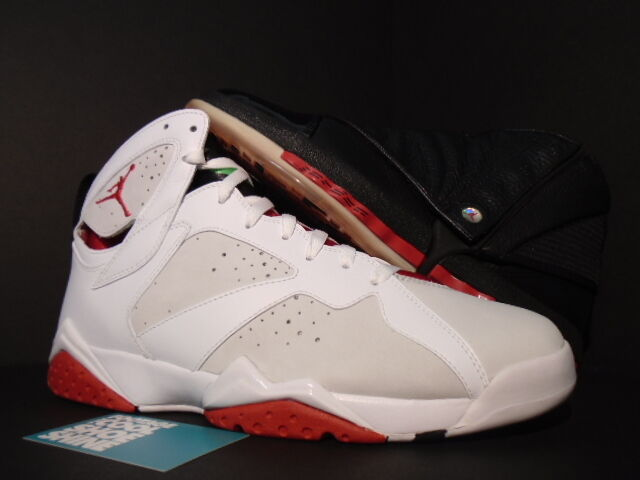 promo code 74e71 fcc76 Details about NIKE AIR JORDAN VII 7 XVI 16 RETRO COUNTDOWN CDP HARE WHITE  RED GREY BLACK DS 11