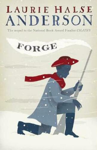 Forge by Laurie Halse Anderson (English) Paperback Book Free Shipping!