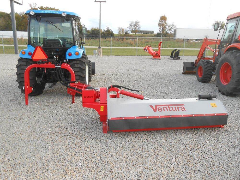 Flail Ditch Bank Mower Maschio Girafetta 180se 71 Quot Cut