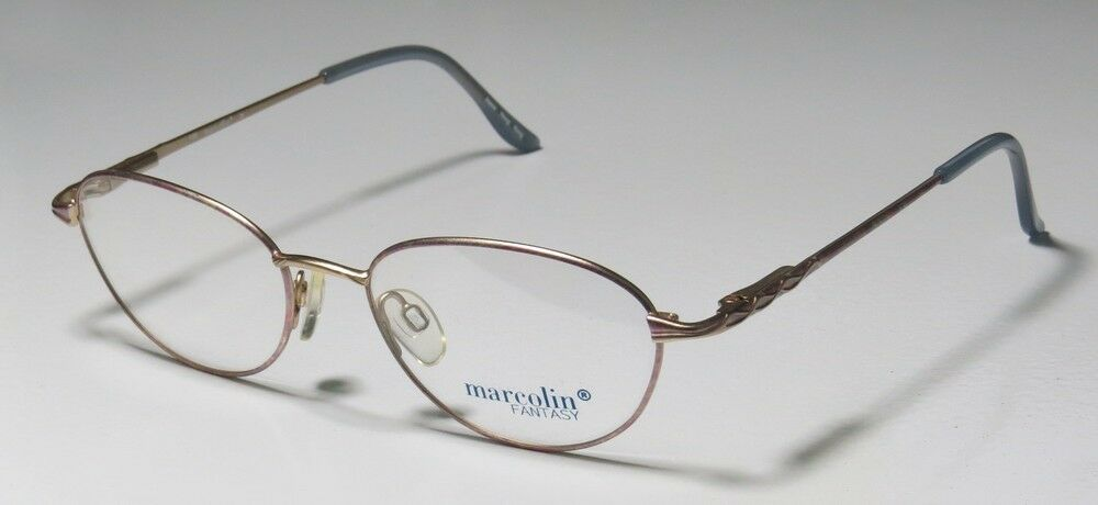 NEW MARCOLIN 7210 FLEXIBLE ARMS ELEGANT & TRENDY EYEGLASS ...