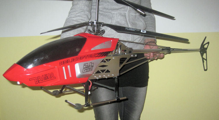 rc 2 4 ghz kamera helikopter monster spy 130cm. Black Bedroom Furniture Sets. Home Design Ideas