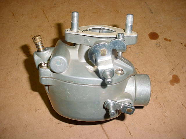 Ford 8n Carburetor Parts : New carb carburetor for ford n tractor engine rep