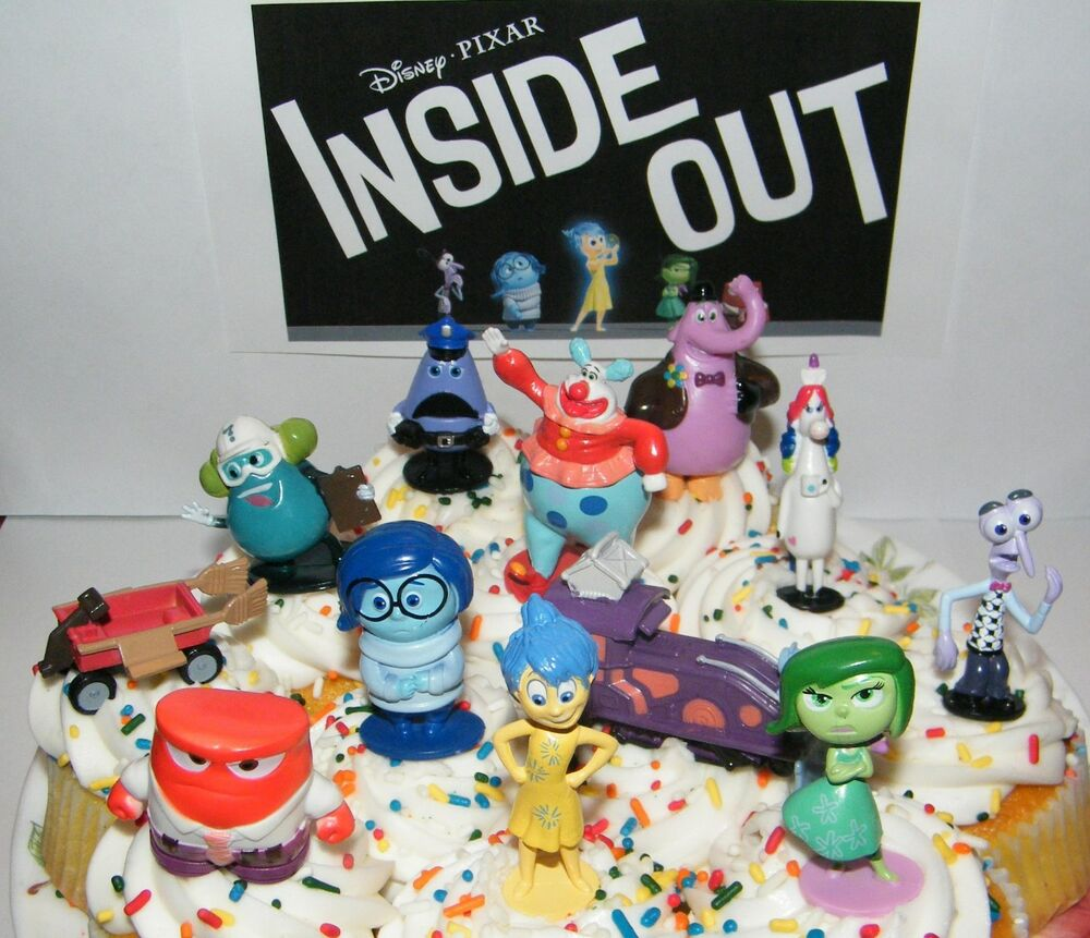 It is a picture of Breathtaking Inside Out Cupcake Toppers