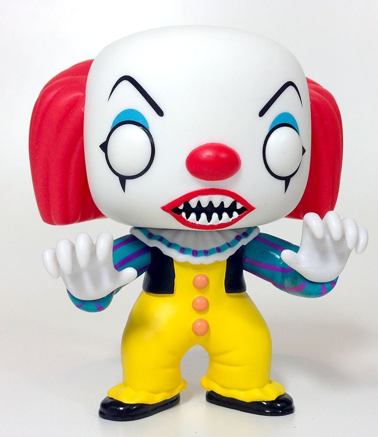 Funko Pop Horror Movies Pennywise Vinyl Action Figure 3363
