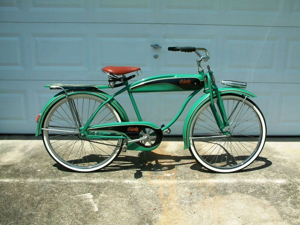 Vintage Anniversary Columbia Xr5 Reproduction Bicycle