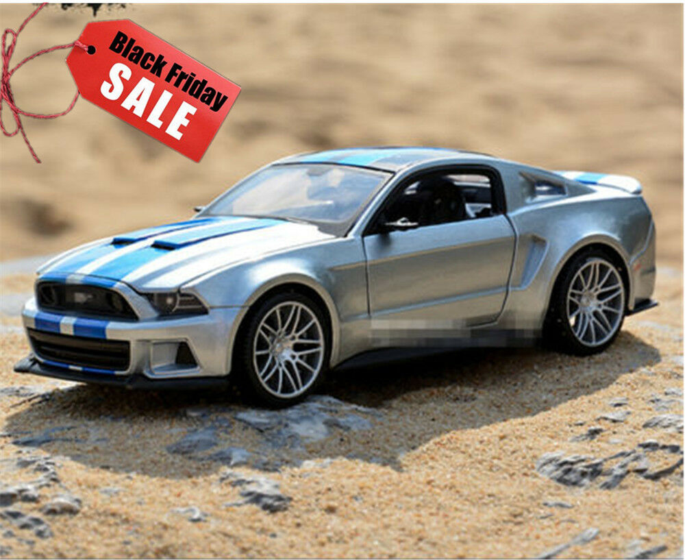 sale need for speed 2014 maisto 1 24 ford mustang diecast. Black Bedroom Furniture Sets. Home Design Ideas