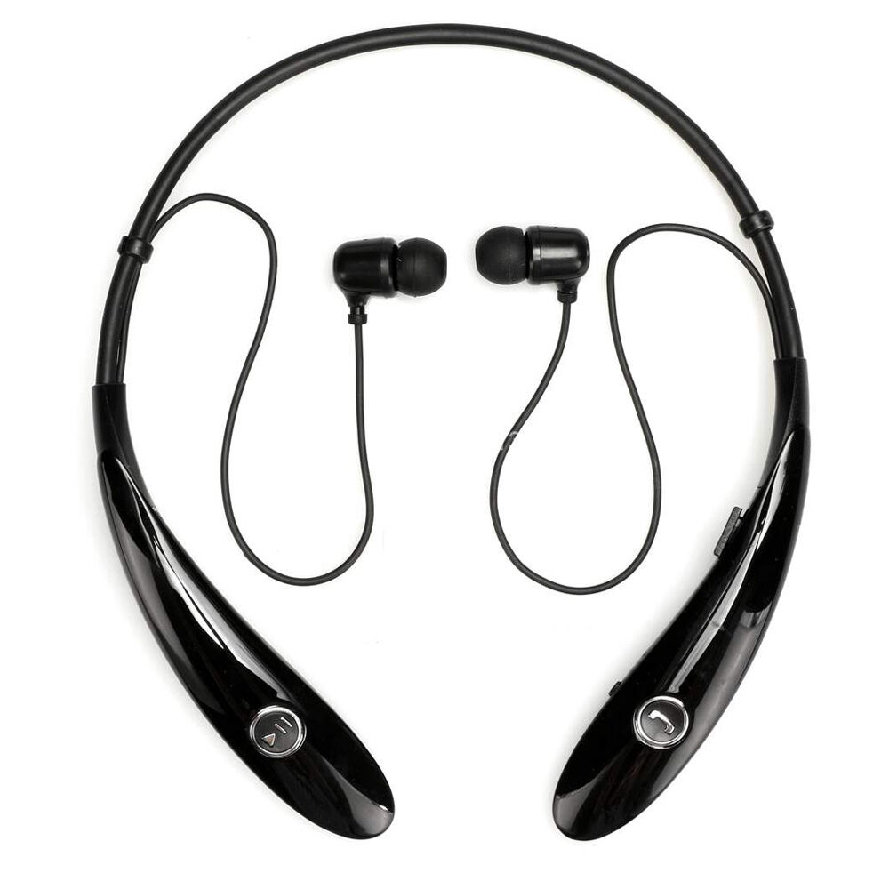 wireless bluetooth headset v4 0 headphone earbuds for. Black Bedroom Furniture Sets. Home Design Ideas
