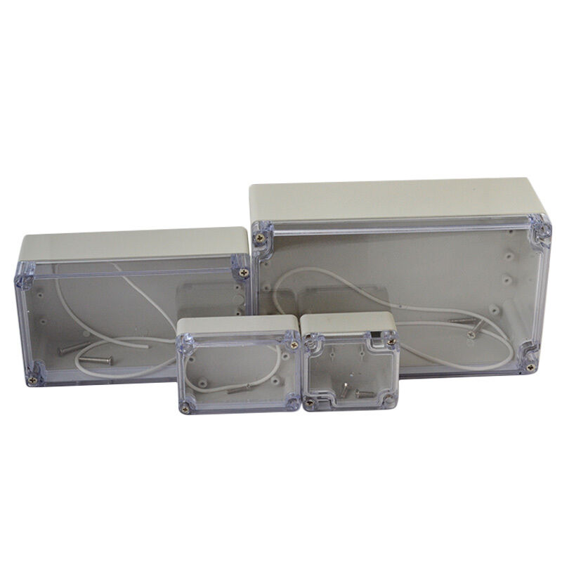 Diy Waterproof Clear Electronic Project Box Enclosure Abs