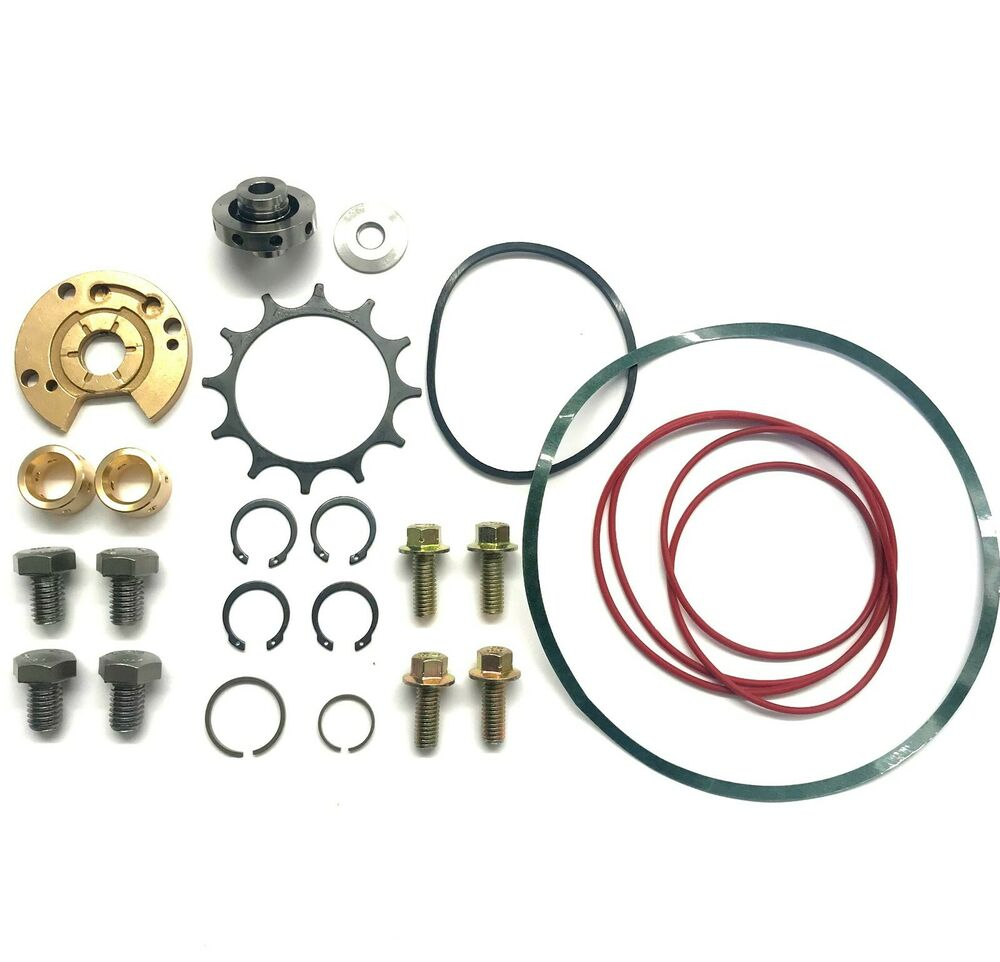 Garrett Turbocharger Rebuild Kits: Garrett Turbocharger 360 Turbo Rebuild Upgrade Service