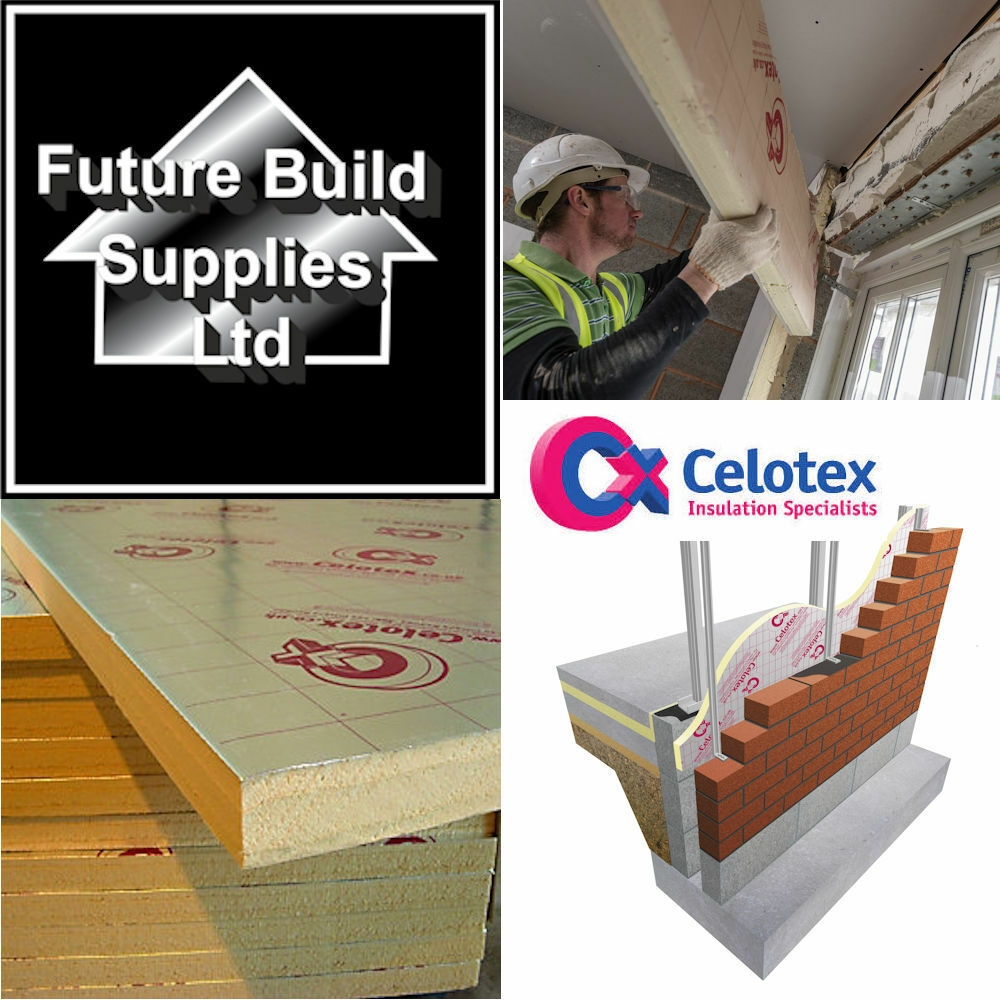 Celotex cavity floor insulation board 2400x1200 1200x450 for 100mm kingspan floor insulation