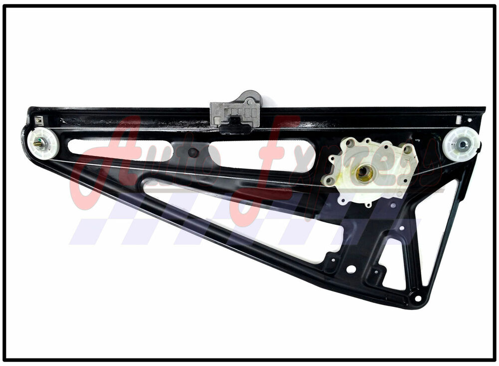 New bmw 7 series 740i 750i e38 window regulator power rear for 2000 bmw 323i window regulator