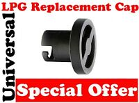 Universal LPG Fuel Gas Filler Replacement Cap Round Bayonet Tankdop Long Car New