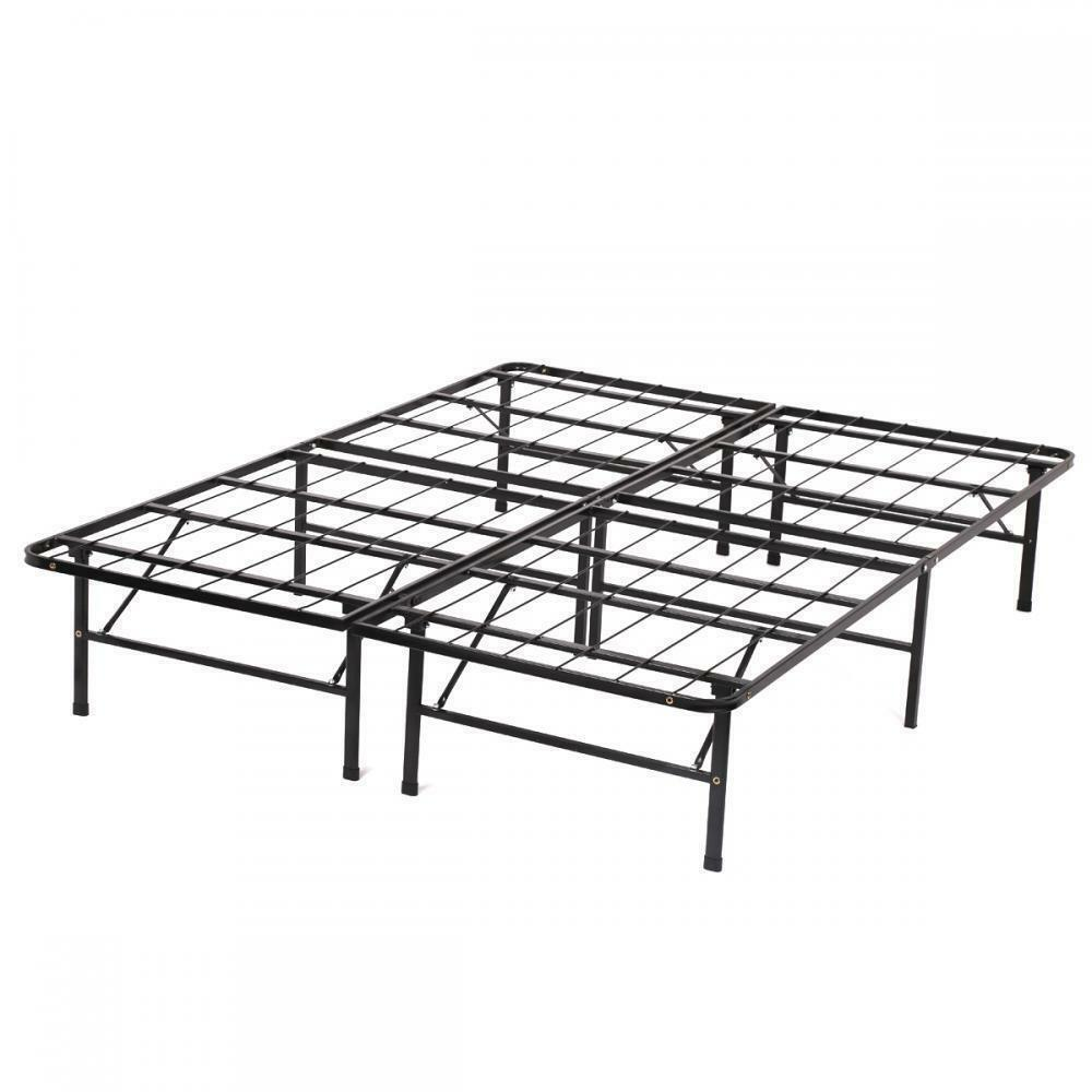 New modern bi fold folding platform metal bed frame for New bed frame