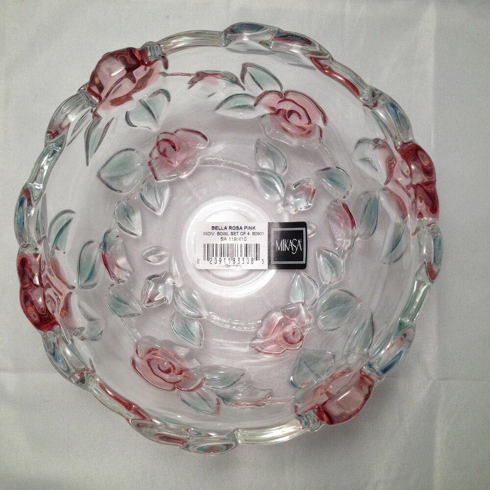 Clear Glass Dinnerware