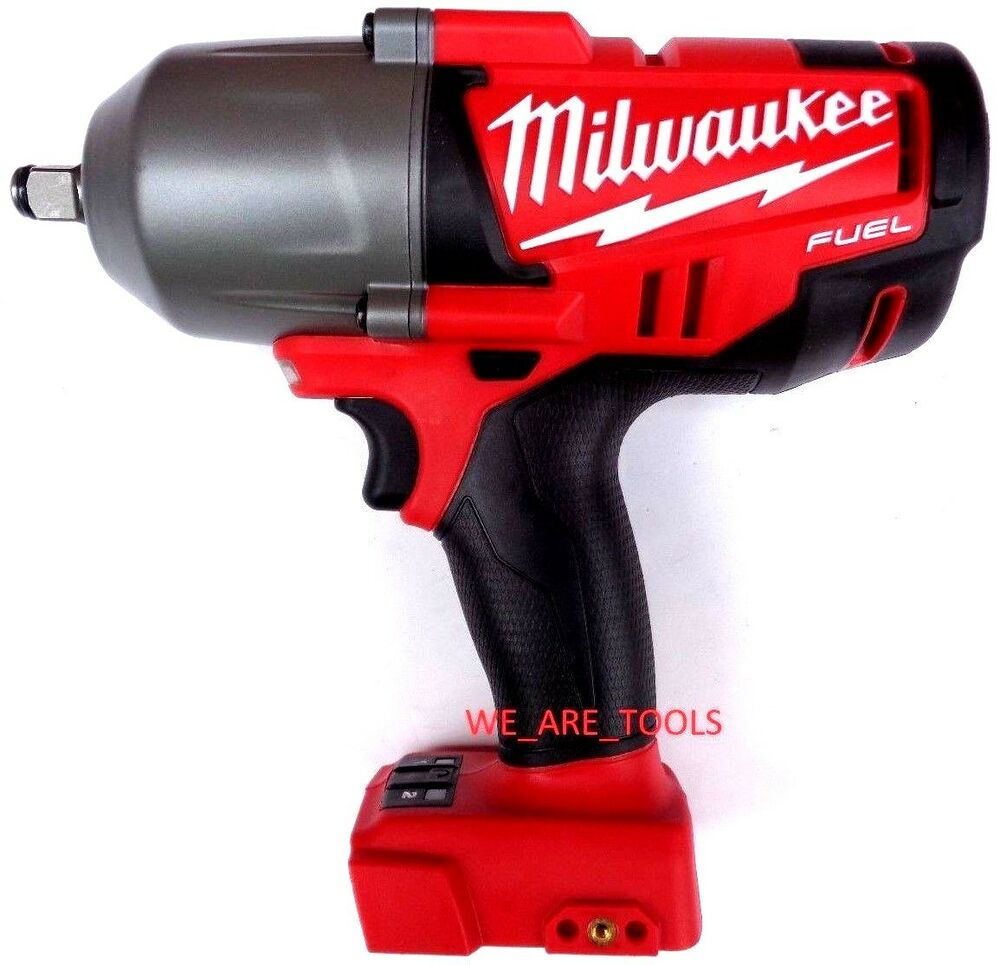 "1 2 Cordless Impact >> New Milwaukee FUEL 2763-20 18V 1/2"" Cordless High Torque ..."