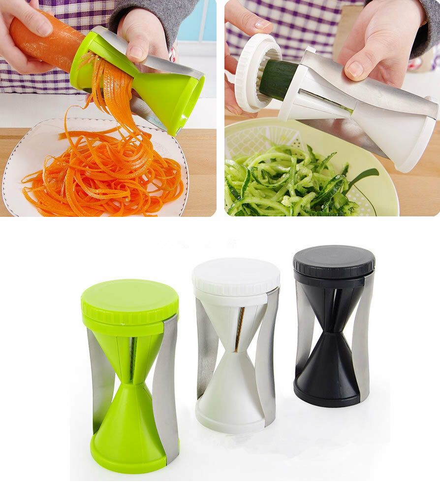 Food Processor with a Spiralizer Attachment: The Ninja ...