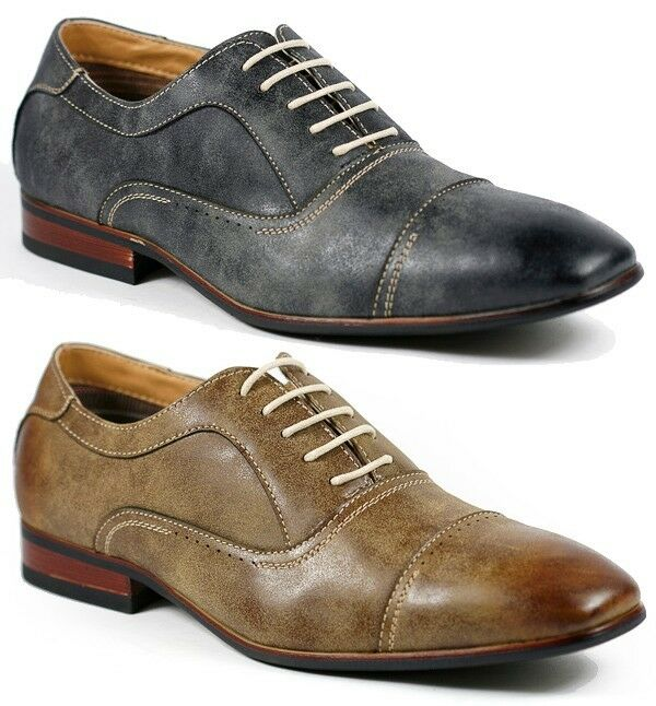Mens Bright Pointy Shoes