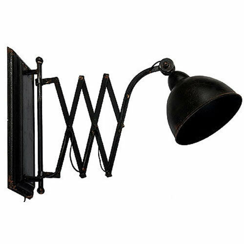 Arris Extension Metal Accordion Arm Wall Lamp - 35546 eBay