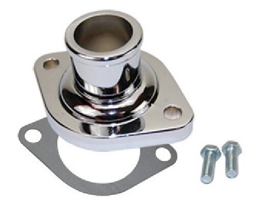 Chrome Water Neck Thermostat Housing Dodge Chrysler