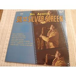SIL AUSTIN SSS INTERNATIONAL LP 14 SIL AND THE SILVER SCREEN SEALED M-