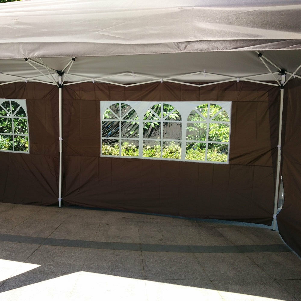 10 X 20 Outdoor Patio Gazebo Ez Pop Up Party Tent Wedding