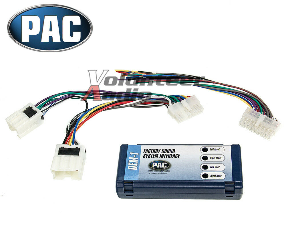 Wiring Harness To Car Stereo : Car stereo aftermarket radio wiring harness install