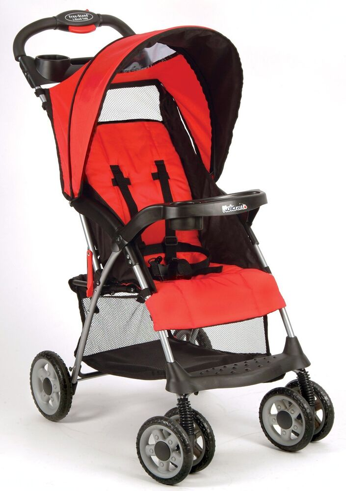 cloud lightweight stroller fire red formerly jeep cherokee sport new 31878041970 ebay. Black Bedroom Furniture Sets. Home Design Ideas