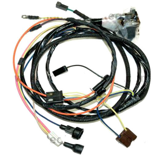 1981 el camino fuse diagram 69 camaro engine wiring harness with hei ebay  69 camaro engine wiring harness with hei ebay