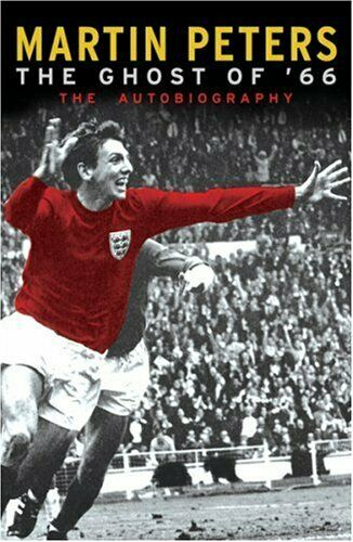 The Ghost Of '66: The Autobiography by Peters, Martin Paperback Book The Cheap
