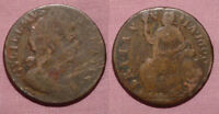 1699 KING WILLIAM III HALFPENNY - Very Scarce Variety