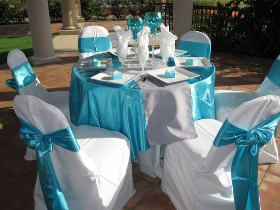 Bridal Satin Table Overlay 58 X Square Tablecloth Cover Wedding Decoration EBay
